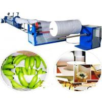Quality EPE Foam Sheet Extrusion Line pearl cotton film epe physical foam sheet machine for sale