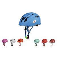 Wholesale D3 Simple Blue Cycle Helmet 57cm / Mtn Bike Helmets For Children 240G from china suppliers