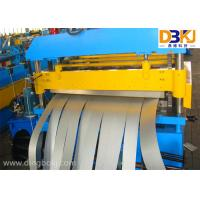 Wholesale 0.2-2mm Thick Slitting Line Machine For Cutting / Steel Cutter Machine from china suppliers