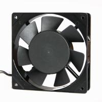 Wholesale 110V 220V AC Cooling Fans 120mm x 120mm x 25mm,  4.7 Inch metal frame industry exhaust fan from china suppliers