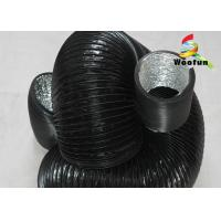 Wholesale Flexible Ventilation Air Duct PVC Aluminum Collapsible Fire Resistance from china suppliers