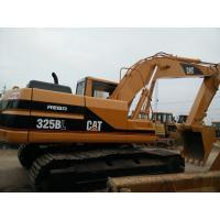 Buy cheap Used CATERPILLAR 325B excavator for sale from wholesalers