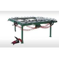 Wholesale LC mechanical Tighten Economical silk screen mesh stretching machine/china pneumatic screen stretching machine suppliers from china suppliers