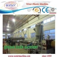 Wholesale PP PE Hollow Grid Board Making Plastic Extrusion Machines 180 Single Screw from china suppliers