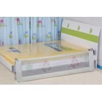 Wholesale Modern Styles Mesh Bed Safety Baby Guard Rail Fold Down Protect Babies from china suppliers