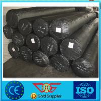 Buy cheap Drainage Woven Geotextile Fabric UV Resistance For Road Construction from wholesalers