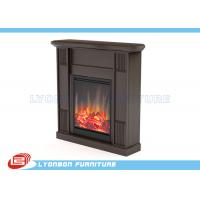 Wholesale Custom Design MDF Home Decor Fireplaces Solid Wood Veneer / Paint Finished from china suppliers