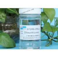 Wholesale Buffing Low Viscosity Dimethicone Silicone Oil High Dielectric Strength from china suppliers