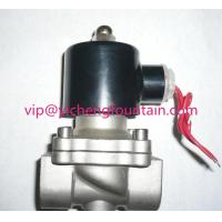 Wholesale Two Ways Solenoid Valve Water Fountain Equipment Underwater Type AC24V SS from china suppliers
