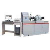 Wholesale 1000 N.m Metal Torsion Testing Machine Anti Torsion Test Single Phase 0.75 Kw from china suppliers