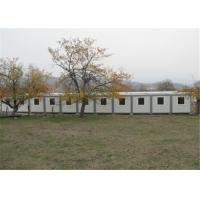 Wholesale Polystyrene Panel Residential Solid Prefabricated Conex Box Homes from china suppliers