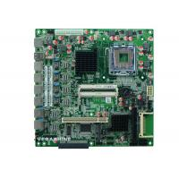 Wholesale 6 Gigabit LAN Industrial Firewall Mainboard Support Intel® LGA771 Xeon Processor from china suppliers