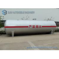 Wholesale 25000L LPG Tank Trailer ASME Underground horizontal propane tank from china suppliers