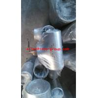 Wholesale ASTM A403 WP316L reducing tee from china suppliers