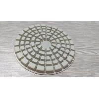 Wholesale Dry Diamond Polishing Pads  For Marble / Concrete / Granite / Stone from china suppliers