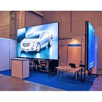 Wholesale Custom SMD P6 Indoor LED Video Wall Billboard 100000 Hours Life Span from china suppliers