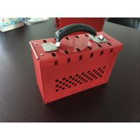 Buy cheap X01 Safety Lockout Station box ,plastic shackle from wholesalers