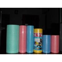 Wholesale Biodegradable Non Woven Fabric For Household , Spunlace Viscose Nonwoven Fabric from china suppliers