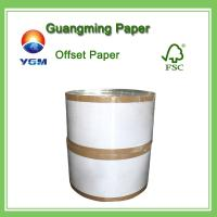 Wholesale 60g 70g 80g Wood Free Offset Printing Paper Uncoated Fine Paper Folding Resistance from china suppliers