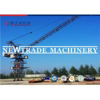 Wholesale 140M Lifting Heigh Steel Luffing Jib Tower Cranes with Telescopic or Knuckle boom Type from china suppliers