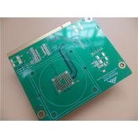 Wholesale Immersion Gold Multilayer PCB 8 Layer board Built On FR-4 With Hard Gold Finger from china suppliers