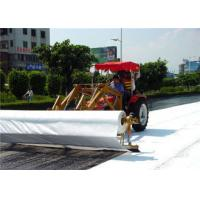 Wholesale High Performance Geotextile Non Woven Fabric For Road Construction from china suppliers