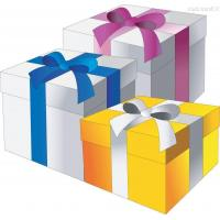 Wholesale customized gift packing box from china suppliers