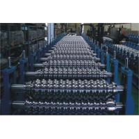 Wholesale Hydraulic Cutting Trapezoidal Metal Deck Roll Forming Machine LB38-200-1000 from china suppliers