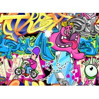 Wholesale Washable Art Graffiti Spray Paints / Glow Spray Paint , REACH TUV ISO from china suppliers
