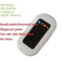 Buy cheap 3G Pocket Router (Built-in HSUPA Chipset) 3G -R8 from wholesalers