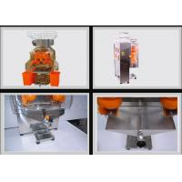 Wholesale Heavy Duty Orange Juice Squeezer Machine With Automatic Feeder For Restaurants from china suppliers