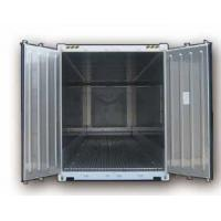 Wholesale Movable Commercial Walk In Refrigerator 40ft Mgss Reefer Container  67.9m3 Capacity from china suppliers