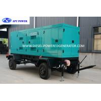 Wholesale Standby Output 500kVA Cummins Diesel Generator With Trailer and Soundproof , KTA19-G3 from china suppliers