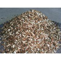 Vermiculite  layer structure of magnesium aluminum silicate secondary water metamorphic minerals   2)Impurity: 10%