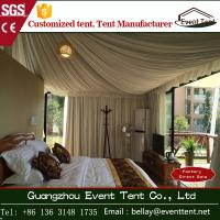 Wholesale UV resistant transparent Luxury Camping Tent For Two Person SGS from china suppliers