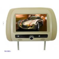 Buy cheap car headrest dvd player with sd, usb, aux, game function from wholesalers