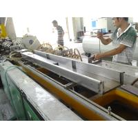 Wholesale ABB Inverter PVC WPC Ceiling Wall Panel Extrusion Line Sneider Siemens Motor from china suppliers