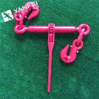 Wholesale G80 Ratchet Type Load Binder For Chain Tie Down from china suppliers