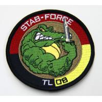 Wholesale Cotton Custom Embroidered Patches from china suppliers