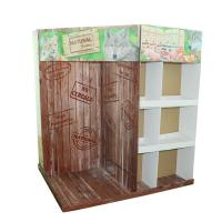 Wholesale Point Of Sale Cardboard Pallet Display Stand from china suppliers
