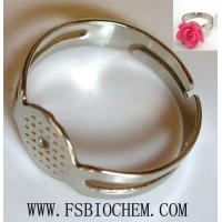 Wholesale Finger Ring Base, Ring Findings, Adjustable Finger Ring Base from china suppliers