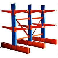 Wholesale Long Pipes Adjustable Cantilever Racking System For Industrial Warehouse from china suppliers