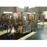 Wholesale ISO Approval Aluminum Can / Tin Can Filling Machine For Carbonated Beverage from china suppliers