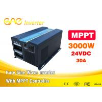 Wholesale Pure Sine Wave Dc 12v / 24vdc 220vac Solar PV Inverter 1kw 2kw 3kw 5kw 6kw from china suppliers