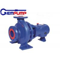 Wholesale Blue FN Horizontal industrial water pumps for fertilizer plants from china suppliers