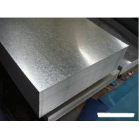 Wholesale Hot Rolled Galvanized Steel Plate Sheet, Flat Steel Plate SGCC from china suppliers
