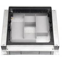 Wholesale Waterproof Floor Box , Plastic Cover Aluminium Body Floor Mounted Socket Boxes  from china suppliers