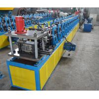 Wholesale C Stud Roll Forming Machine With High Speed 20 Meters Per Minutes Controlled by PLC from china suppliers