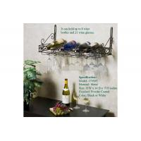 Wholesale Functional Wall Mounted Wine Rack from china suppliers