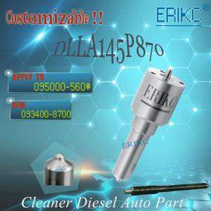 Wholesale Mitsubishi nozzle DLLA145P870 Denso diesel fuel nozzle DLLA 145 P 870 injector nozzle 093400-8700 / DLLA 145P 870 from china suppliers